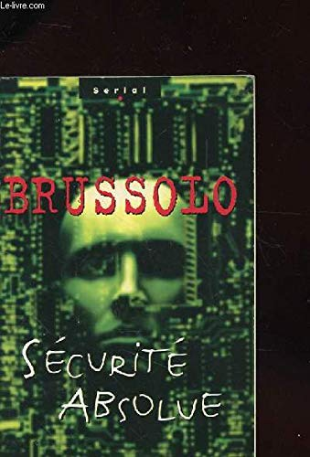 9782738659002: SECURITE ABSOLUE