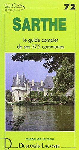 9782739950726: Sarthe (French Edition)