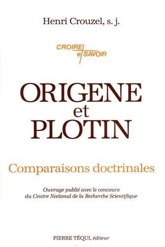 9782740300978: Origène et Plotin