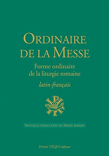 9782740314074: Ordinaire de la Messe (French Edition)