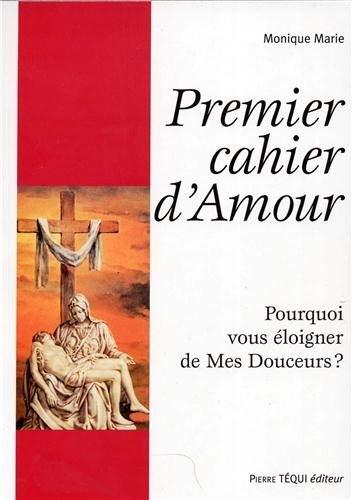 9782740314357: Premier cahier d'Amour
