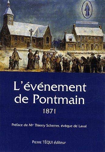 9782740315033: L'�v�nement de Pontmain 1871