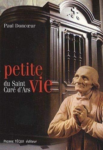 9782740315262: Petite Vie du Saint Cure d Ars
