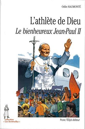 L'athlète de Dieu (French Edition): Odile Haumonté