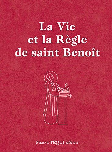 9782740318508: La vie et la règle de Saint Benoit - format poche
