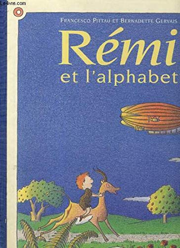 Remi et l'alphabet (French Edition): Francisco Pittau