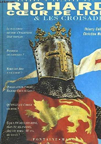 9782740406809: Richard Coeur de lion & les croisades