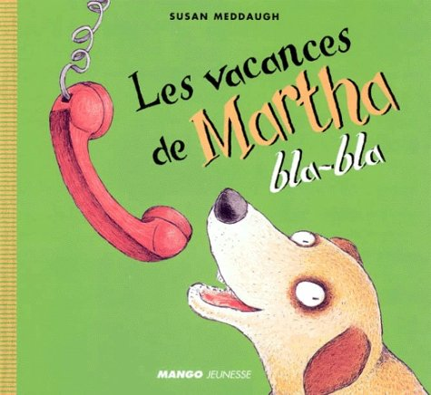 9782740407615: Les vacances de Martha bla-bla