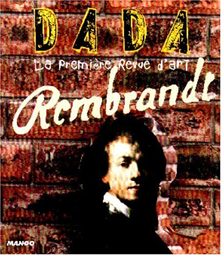 9782740408568: Revue Dada, numéro 58. Rembrandt