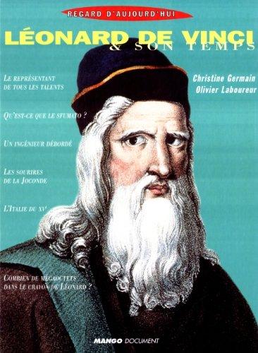 9782740409121: Léonard de Vinci & son temps