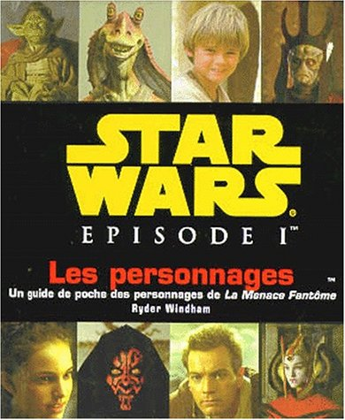 Les personnages: Anonyme