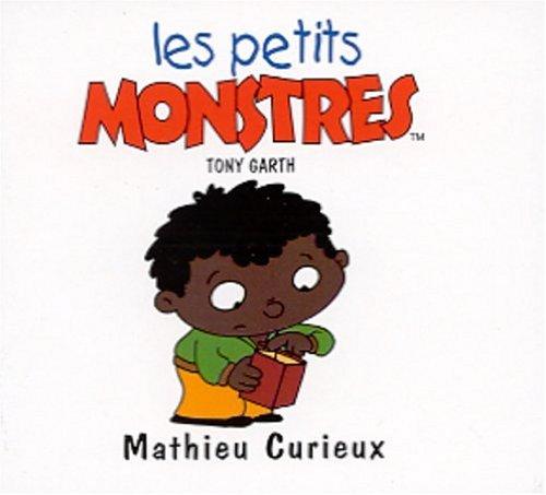 9782740410363: Mathieu curieux