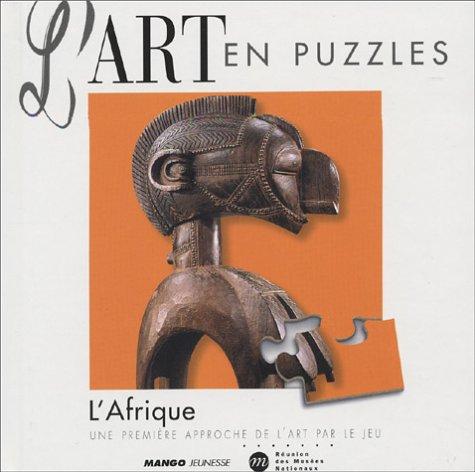 9782740410639: Art en puzzle : l'Afrique