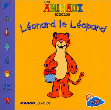 9782740415405: Léonard le léopard