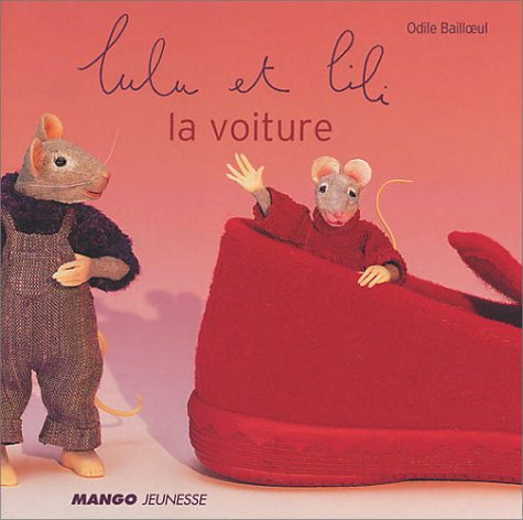9782740415498: Lulu et Lili : La Voiture