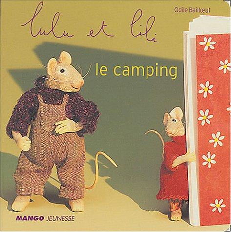 9782740417676: Lulu et Lili : Le camping