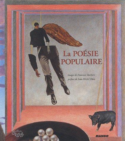 9782740419007: Album Dada : La Poésie populaire