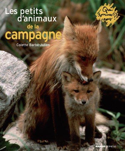9782740421888: Les petits d'animaux de la campagne