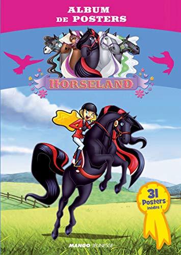 9782740426418: Horseland : Album de posters