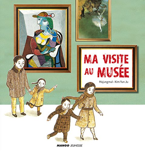 9782740426814: Ma visite au musée (French Edition)