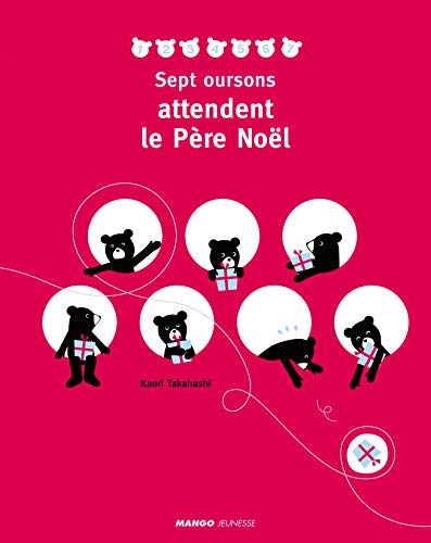 9782740428054: Les 7 ours à Noël (French Edition)