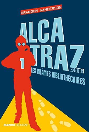 9782740428771: Alcatraz contre les infames bibliothécaires