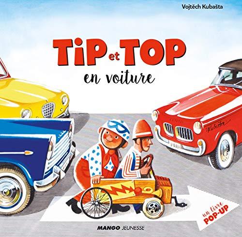 9782740432730: Tip et Top en voiture