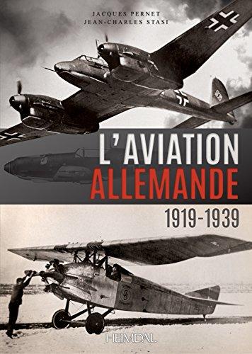 9782740484456: L'aviation Allemande 1919-1939