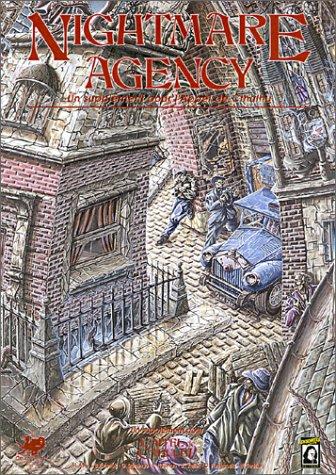 9782740800546: Nightmare Agency : Scénario de l'Appel de Cthulhu