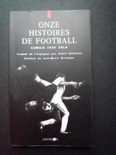 9782741300458: Onze histoires de football