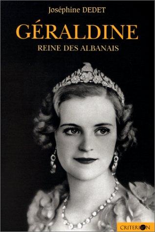 9782741301486: Géraldine, reine des Albanais