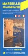 9782741600220: Marseille Agglomeration City Plan (Plan Guide Bleu & Or) (French Edition)