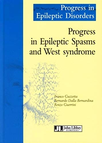 9782742006557: Progress in Epileptic Spasms and West syndrome