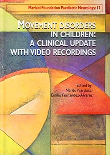 9782742006571: Movement disorders in children: a clinical update with video recordings