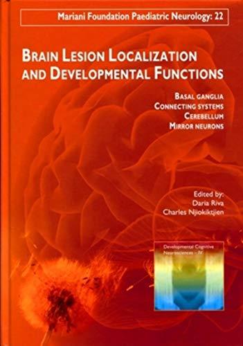 Brain Lesion Localization Developmental: Daria Riva