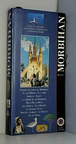 Morbihan: Bretagne (Guides Gallimard) (French Edition): COLLECTIF