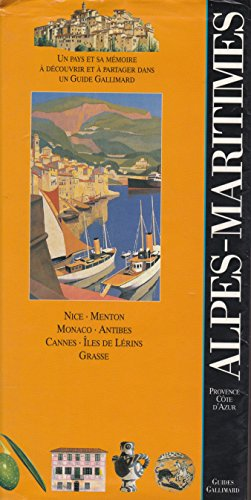 9782742402090: Alpes-Maritimes (ancienne �dition)