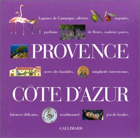 9782742403349: Provence-Côte d'Azur (Guides Gallimard)