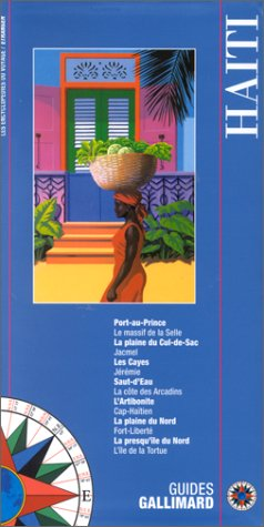 9782742406555: Haïti (Guides Gallimard)
