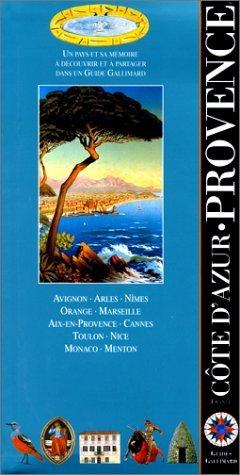 9782742406630: Côte-d'Azur-Provence (Guides Gallimard)