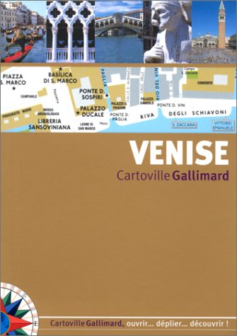 9782742406906: Venise : Cartoville Gallimard