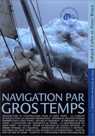 9782742408429: Navigation par gros temps