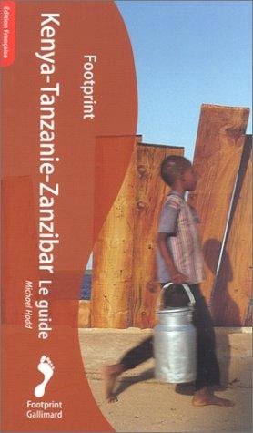 9782742409549: Kenya - Tanzanie - Zanzibar