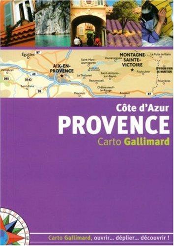 9782742410644: Côte d'Azur : Provence