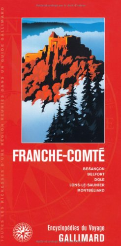 9782742414017: Guides Gallimard: Franche Comte (French Edition)