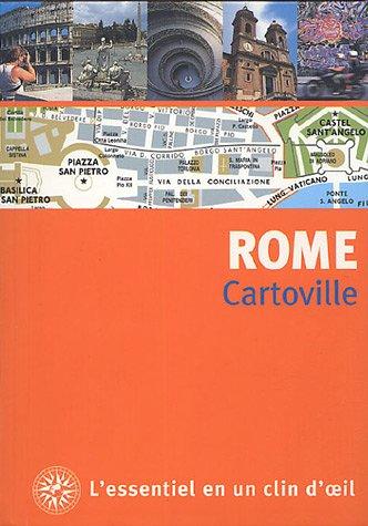 9782742414260: Rome (Cartoville)