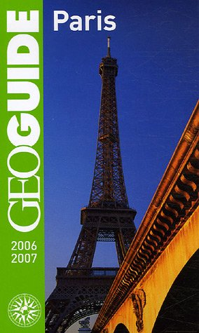 GEOGUIDE PARIS 2006-2007