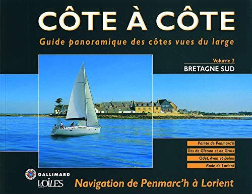 9782742420377: Bretagne Sud: Navigation de Penmarc'h � Lorient