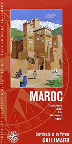 9782742430222: Maroc: Casablanca, Rabat, Fès, Marrakech, Agadir