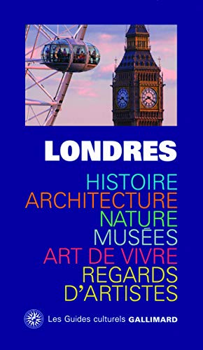 9782742431663: Guides Gallimard: Londres (French Edition)